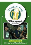 Hamlin Pub - Restaurant - 55076 Van Dyke Ave, Shelby Twp, MI, United States