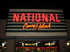 National Coney Island - Restaurant - 48923 Hayes Rd, Shelby Twp, MI, United States