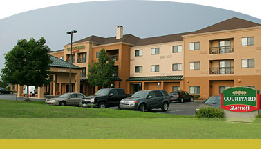 Courtyard By Marriot - Hotels/Accommodations - 46000 Utica Park Blvd, Utica, MI, 48315, US