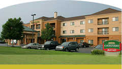 Courtyard by Marriot - Hotel - 46000 Utica Park Blvd, Utica, MI, 48315, US