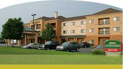 Courtyard by Marriot - Hotel - 46000 Utica Park Blvd, Utica, MI, 48315, US