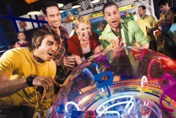 Dave & Buster's - Attractions/Entertainment, Restaurants - 45511 Park Ave, Utica, MI, United States