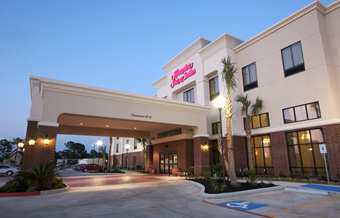 Hampton Inn - Hotels/Accommodations - 7660 Memorial Blvd @ Hway 69, Port Arthur, TX, 77642