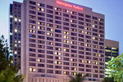 Sheraton Suites San Diego at Symphony Hall - Hotel - 701 A Street, San Diego, CA, 92101, USA