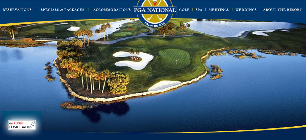 Pga National Resort & Spa - Attractions/Entertainment, Hotels/Accommodations, Ceremony Sites, Reception Sites - Ave of the Champions, Palm Beach Gardens, FL, 33418