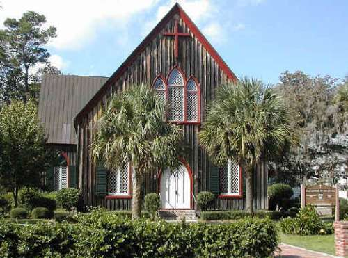 Church Of The Cross - Ceremony Sites - 110 Calhoun St, Bluffton, SC, United States