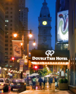 Doubletree Hotel Philadelphia - Hotels/Accommodations, Reception Sites - 237 South Broad Street, Philadelphia, PA, USA