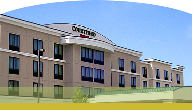 Courtyard By Marriott - Hotels/Accommodations - Republic Airport, 2 Marriott Plaza, Farmingdale Long Island, NY, United States