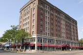 Ramada Plaza Hotel - Reception Sites, Hotels/Accommodations, Attractions/Entertainment - 1 N Main St, Fond du Lac, WI, 54935