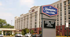 Hampton Inn &amp; Suites Alexandria Old Town Area South - Hotel - 5821 Richmond Highway, Alexandria , VA, 22303, US