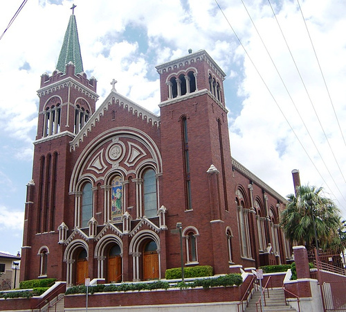Nuptial Mass - Ceremony Sites - 1118 N Mesa St, El Paso, TX, 79902