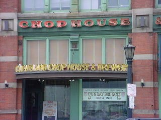 Chop House & Brewery - Restaurants - 824 W Saint Clair Ave, Cleveland, OH, United States