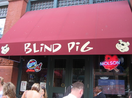 The Blind Pig - Bars/Nightife, Attractions/Entertainment - 1228 W 6th St, Cleveland, OH, 44113