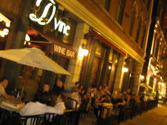 D'vine Wine Bar - Restaurants, Bars/Nightife - 836 W Saint Clair Ave, Cleveland, OH, United States