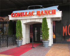 Cadillac Ranch Cleveland - Restaurants, Attractions/Entertainment - 200 Euclid Avenue, Cleveland, OH, United States