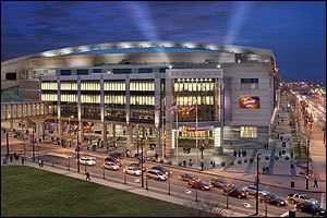 Quicken Loans Arena - Attractions/Entertainment, Restaurants - 1 Center Court, Cleveland, OH, United States
