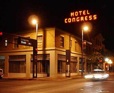 Hotel Congress - Reception Sites, Ceremony Sites, Restaurants, Hotels/Accommodations - 311 E Congress St, Tucson, AZ, United States