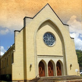 Ceremony Site - First Baptist Church Brenham - Ceremony Sites - 304 N Market St, Brenham, TX, 77833
