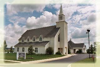 St. Charles Congregational Church - Ceremony Sites - 40 Fox Mill Blvd, IL, 60175