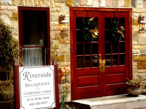 Riverside Receptions - Ceremony Sites, Reception Sites, Ceremony & Reception - 35 N River Ln, Geneva, IL, 60134, US