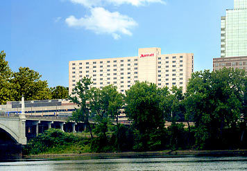Springfield Marriott - Hotels/Accommodations, Reception Sites, Ceremony Sites - 2 Boland Way, Springfield, MA, 01103