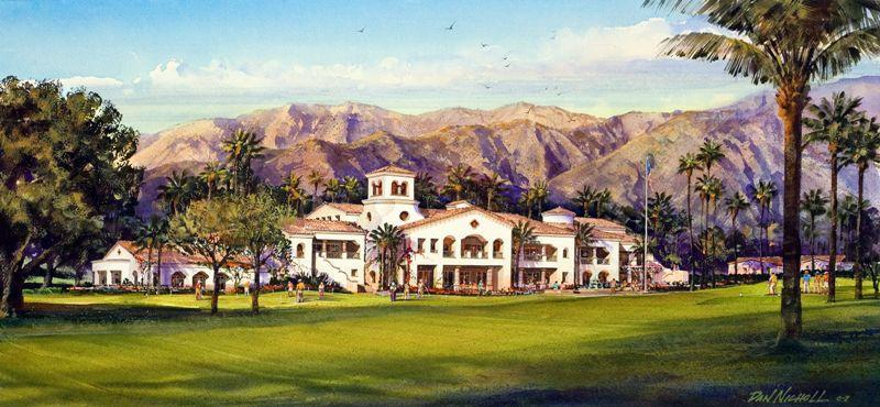 La Quinta Country Club - Reception Sites, Ceremony Sites - 77750 Avenue 50, La Quinta, CA, United States
