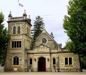 Christ Church, Claremont - Ceremony Sites - 2 Queenslea Dr, Claremont, WA, 6010