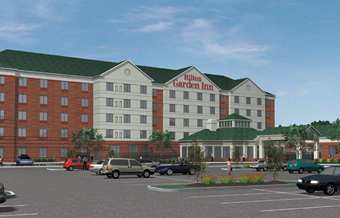 Hilton Garden Inn - Hotels/Accommodations, Reception Sites - 3520 Pentagon Park Blvd, Beavercreek, OH, 45431