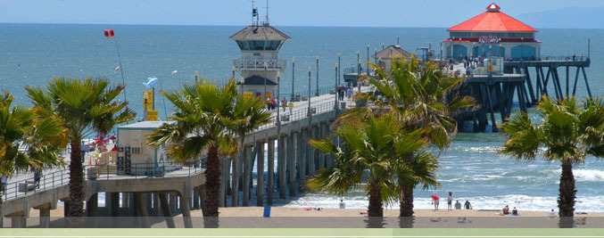 Huntington Beach Pier - Attractions/Entertainment - 315 Pacific Coast Hwy, Huntington Beach, CA, United States