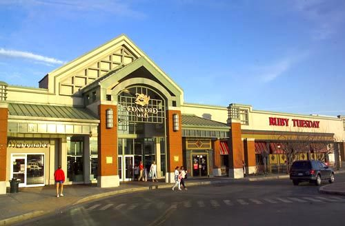Concord Mall - Shopping, Attractions/Entertainment - 4737 Concord Pike, Wilmington, DE, United States