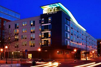 Aloft Minneapolis - Reception Sites, Hotels/Accommodations - 900 Washington Avenue South, Minneapolis, MN, United States