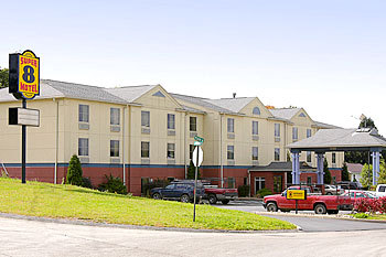 Super 8 Motel - Hotels/Accommodations - 111 Plaza Rd, Indiana, Pennsylvania, US