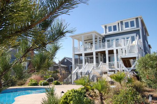 213 S. Lumina Avenue - Ceremony Sites, Reception Sites - 213 S Lumina Ave, Wrightsville Beach, NC, 28480