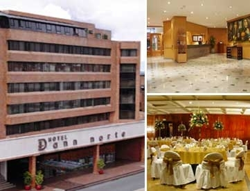 Hotel Dann Norte - Hotels/Accommodations -