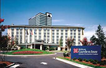 Hilton Garden Inn - Hotels/Accommodations - 1501 Lake Hearn Dr NE, Atlanta, GA, 30319