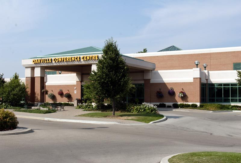 Oakville Conference & Banquet Centre - Reception Sites, Ceremony Sites - 2515 Wyecroft Road, Oakville, Ontario, L6L 6P8