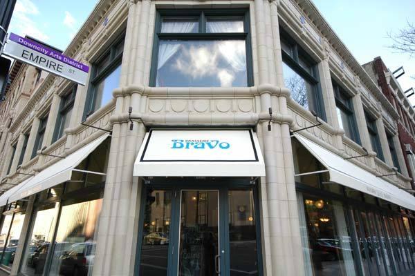 Bravo Brasserie - Restaurants - 123 Empire St, Providence, RI, United States
