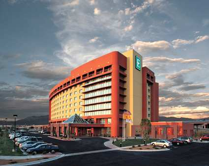 Embassy Suites Hotel Albuquerque, Nm - Hotels/Accommodations, Reception Sites - 1000 Woodward Place NE, Albuquerque, NM, United States