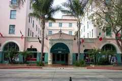 Hotel Santa Barbara - Hotel - 535 State St, Santa Barbara, CA, 93101