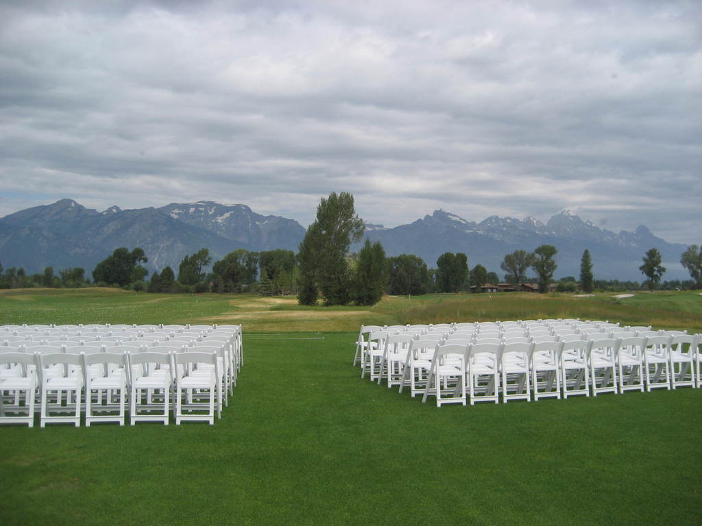 Jackson Hole Golf & Tennis Club - Ceremony Sites, Reception Sites - 5000 Spring Gulch Rd, Jackson, Wyoming, United States