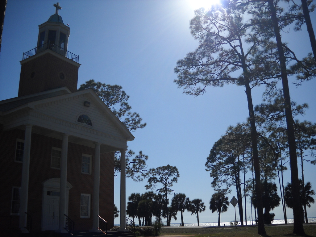 First United Methodist Church - Ceremony Sites - 1001 Constitution Dr, Port St Joe, FL, 32456