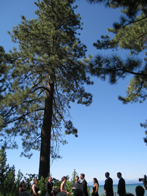 Regan Beach West - Ceremony Sites - Corner of Lakeview Ave & Fresno Ave, South Lake Tahoe, CA, 96150