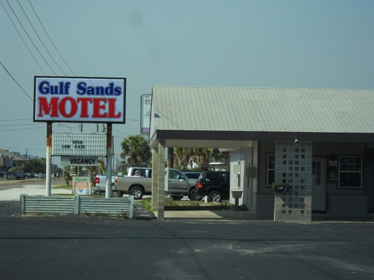 Gulf Sands Motel - Hotels/Accommodations - 8042 W Highway 98, Port St Joe, FL, United States