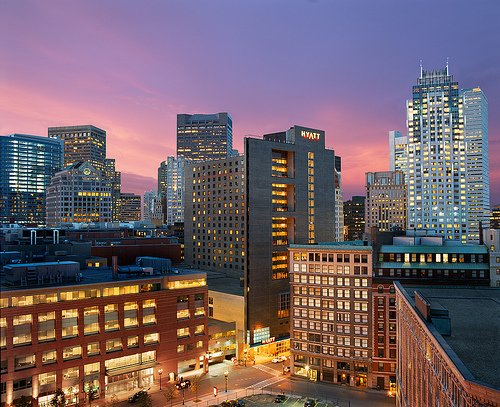 Hyatt Regency Boston - Hotels/Accommodations, Reception Sites - 1 Avenue de Lafayette, Boston, MA, 02111