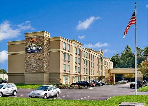 Holiday Inn - Hotels/Accommodations - 294 New Jersey 36, West Long Branch, NJ, 07764