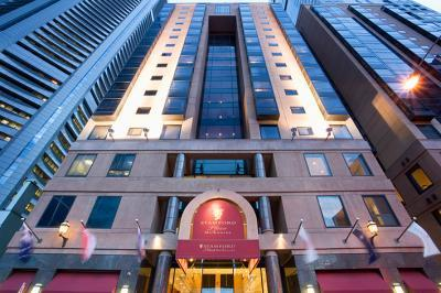 Stamford Plaza Melbourne - Hotels/Accommodations, Honeymoon - 111 Little Collins St, Melbourne, VIC, Australia
