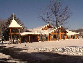Church In The Hills - Ceremony Sites - 6401 Shanty Creek Rd, Bellaire, MI, 49615