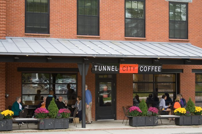 Tunnel City Coffee - Coffee/Quick Bites -