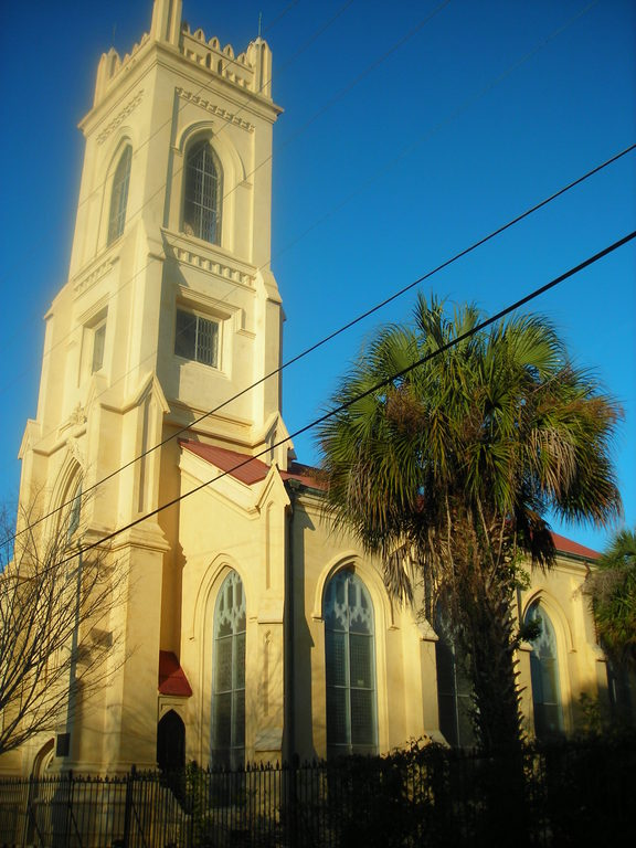 Unitarian Church - Ceremony Sites - 4 Archdale St, Charleston, SC, 29401, US