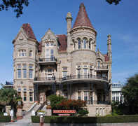 Bishop's Palace - Attraction - 1402 Broadway Avenue J, Galveston County, TX, 77550, US